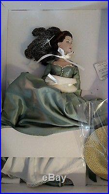 Tonner Gwtw My Tara Dressed Doll Scarlett O'hara Nrfb Vivien Leigh
