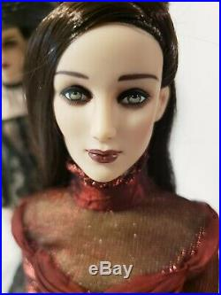 Tonner Lot Marvelously Morose and Mistletoe Mishap Sister Dreary Dolls