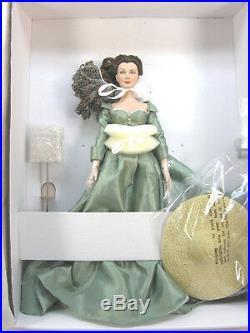 Tonner My Tara Gone With The Wind Doll Scarlett O'hara Vivien Leigh-nrfb