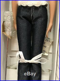 Tonner OOAK Shimmer Sydney by CES mink hair blue eyes Excellent