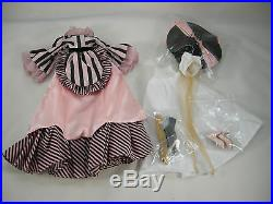 Tonner Peachtree Street Stroll Outfit Only No Scarlett O'hara Doll Gwtw