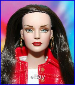 Tonner Sydney doll repaint tyler wentworth outfit Real eyelashes Gorgeous