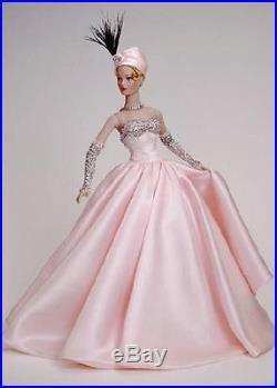 Tonner TDLM Reflect D'Argent Théâtre de la Mode Tyler pink full gown NRFB rare