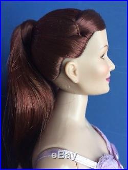 Tonner TYLER 16 2006 EMME BASIC REDHEAD Fashion Doll Full Figured Body No Box