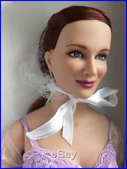 Tonner TYLER 16 2006 EMME BASIC REDHEAD Fashion Doll NRFB Full Figured Body