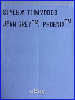 Tonner TYLER 16 MARVEL UNIVERSE X-MEN JEAN GREY PHOENIX Fashion DOLL NRFB NIB