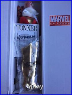 Tonner TYLER 16 SDCC MARVEL JEAN GREY DARK PHOENIX DOLL SAN DIEGO COMIC CON LE