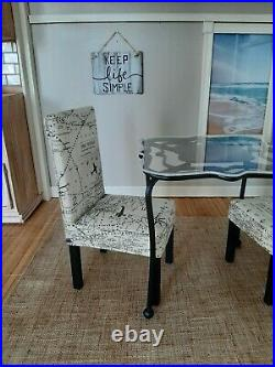 Tonner Table & Chairs by Bashette for Tyler Wentworth and Friends