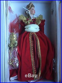Tonner Tyler 16 2007 Cinderella Masquerade Hortencia Convention Doll NRFB LE100