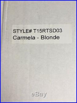 Tonner Tyler 16 METRODOLLS METRO DOLL CARMELLA BLONDE Fashion Doll NRFB LE 75