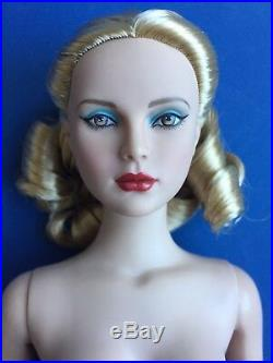 Tonner Tyler 16 Nude TONNER AIR STEWARDESS SHELLY Fashion Doll BW Body No Box