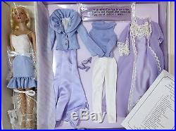 Tonner Tyler GIFTSETS nrfb SWEET INDULGENCE -DOLL + 8 SEPARATES w ACCESSORIES