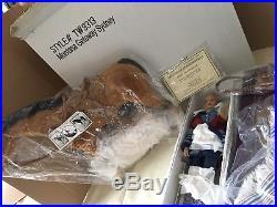 Tonner Tyler Montana Getaway SYDNEY 16 vinyl DOLL & HORSE SET LE 500 in Box