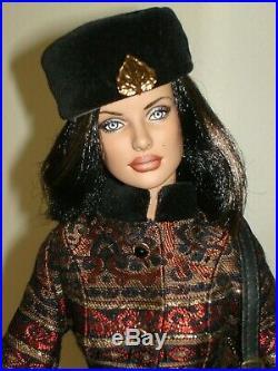 Tonner Tyler Sydney Angelina Repaint By Joe Bourland Russian Renaissance Wow
