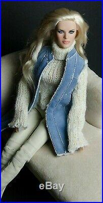 Tonner Tyler Sydney Nude Lana Repaint By American Jezebel Deborah Beckley