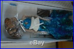 Tonner Tyler Wentworth Angelina Ruiz Aqua Doll in box w Wrist Tag, Accessories