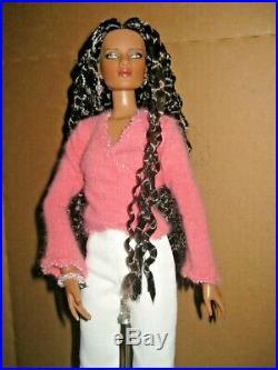 Tonner Tyler Wentworth Jon doll black haired beauty