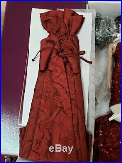 Tonner Tyler Wentworth Shimmering Diva Le150 Dressed 16 Doll, Box & Coa