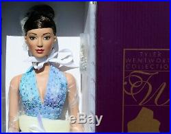 Tonner Tyler Wentworth Watercolor Cool Carrie 16 Le 1000 Doll Tw2411 Nib 2004