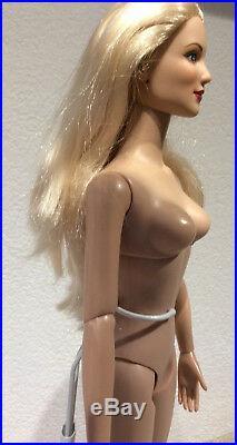 Tonner Tyler Wentworth doll nude naked Shauna Kit Asleigh blonde hair