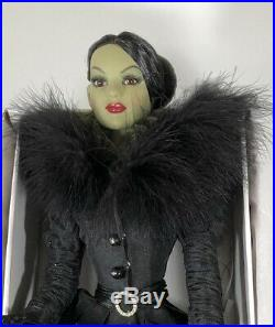 Tonner Wizzard of OZ, 22 inch Truly Wicked WICKED WITCH OF THE WEST New