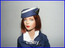 Tonner doll Tyler wearing AIRLINE STEWARDESS
