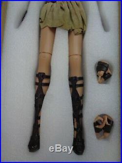 Tonner -gal Wonder Woman Training Armor-no Sword/shield /stand-nrfb-low Price
