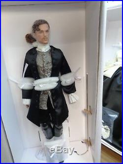 Tonner -outlander Jamie Fraser(17) & Claire's(16) New Look-nrfb