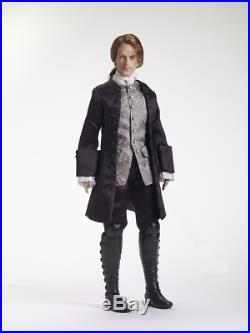 Tonner -outlander Jamie Fraser(17) & Claire's(16) New Look-nrfb-free Ship