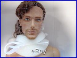 Tonner -outlander Jamie Fraser(17) Nude Doll