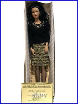 Tyler Wentworth Doll. Manhattan Spark Limited Edition-500