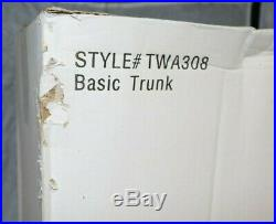 Tyler Wentworth Wardrobe Trunk by Robert Tonner for Doll NEW w Shipper