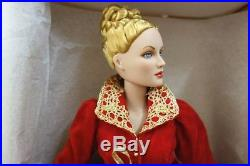 Very rare SOLD OUT Alice Wonderland Queen of Hearts Royal Portrait Tonner Doll