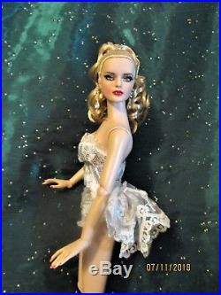 Viva Las Vegas Gorgeous Tyler Wentworth Doll Only With New Outfit, Heels